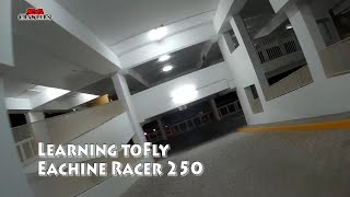 Racing Drone Practice Eachine Racer 250 FPV Drone w/ Eachine I6 2.4G 6CH Transmitter