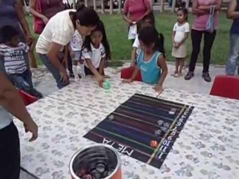 actividades para rally escolar