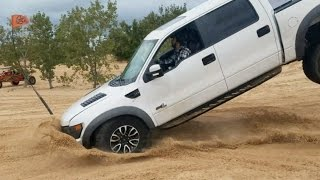 Ford Raptor Nose Dive