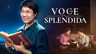 """Film cristiano completo 2018 - Come ascoltare la voce dello Spirito Santo """"Che voce splendida"""""""