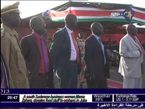 South Sudan مقاطعة ملوط اعالي النيل