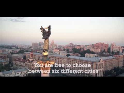 IFMSA Exchange. Ukraine. Destination: dream