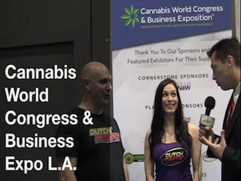Cannabis World Congress & Business Expo Los Angeles 2015