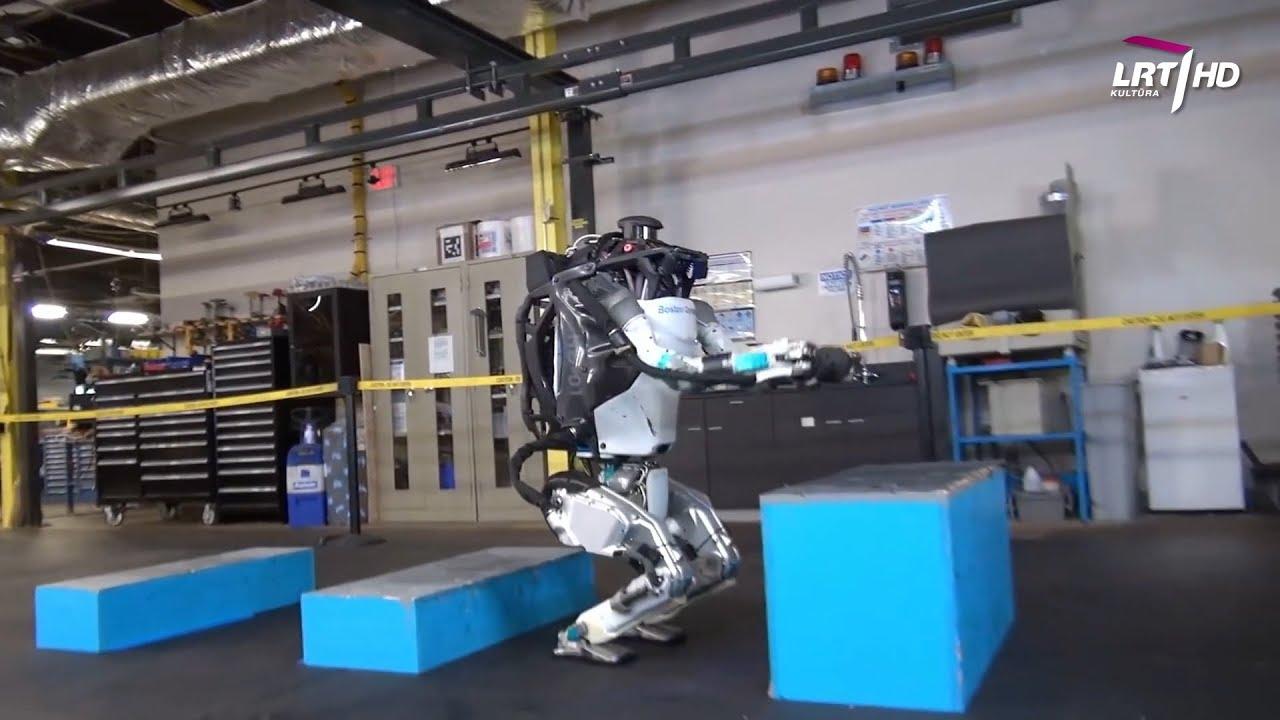 ar veikia dvejetainiai parinktys robotai