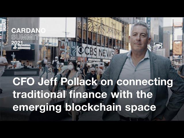 Keynote: Evolving legacy finance with blockchain technology