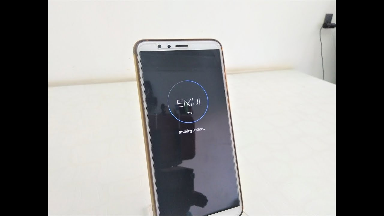 Latest Update for Huawei Honor 7X Smartphone