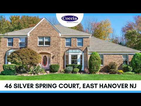46 Silver Spring Court | Homes for Sale East Hanover | Morris County