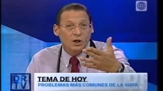 Dr. TV Perú (24-06-2014) - B1 - Tema Del Día: Problemas Comunes De La Vista