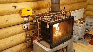 видео Как выбрать котел отопления и камин