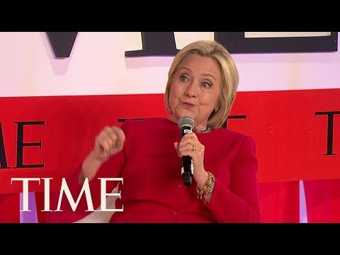 Hillary Clinton On Impeachment | TIME 100 | TIME