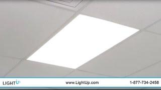 LED Flat Panels - Drop Ceiling LED Flatpanels