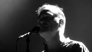 ASLEEP (the Smiths) by Morrissey live@Utrecht 28-10-2014