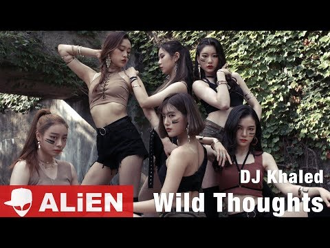DJ Khaled - Wild Thoughts | ALiEN X Sony Music Korea | Choreography by Euanflow