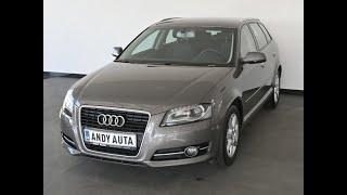 Video prohlídka: Audi A3 - 2011 - 19503