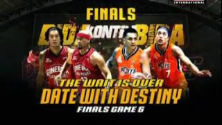 PBA 2016 Gov Cup Highlights: Meralco vs. Ginebra Game 6 October 19, 2016
