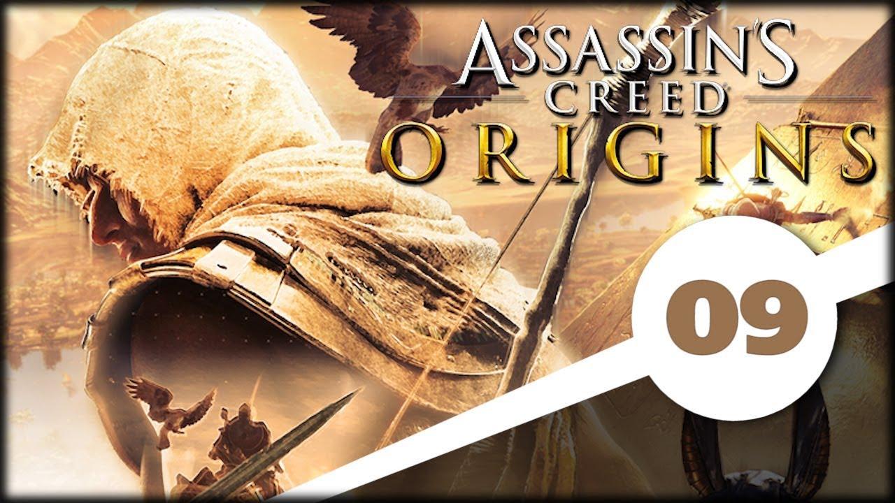Assassin's Creed: Origins (09) Świątynny Bębniarz