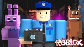 Roblox Adventures / NEW JOB AS NIGHTGUARD / Freddy Fazbear Roleplay