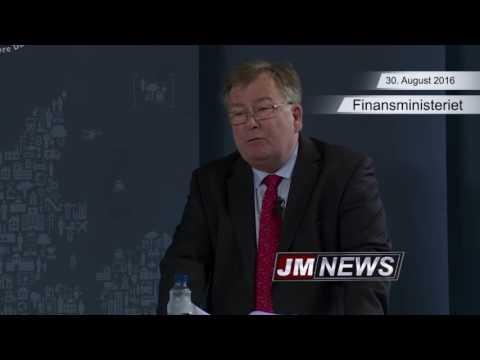 Præsentation af finanslovsforslag for 2017
