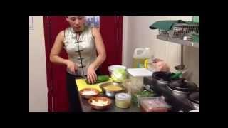 Vietnam Gardens:fish Sauce And Chicken Lemongrass