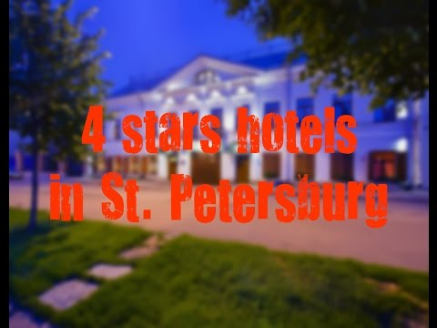 Top 10 Best 4 Stars Hotels In St  Petersburg, Russia Sorted By Rating Guests