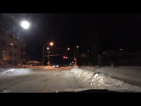 Livestream Drive - Anchorage Alaska - March 10th 2018
