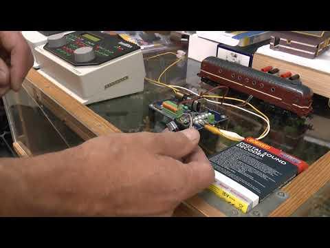 Roco NS Serie 500/600 Met Hornby TTS Sound Decoder, Origineel Geluid Serie 500/600