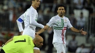 RONALDO saves Portugal after Luxembourg scare