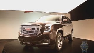 2015 GMC Yukon and Yukon Denali Reveal - Kelley Blue Book