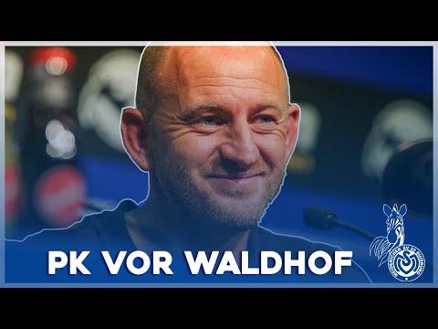 Lieberknecht liebt sein Team | PK vor Waldhof | #MSVSVW - ZebraTV | 20.02.2020