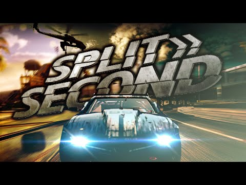 Split Second: How Have I NOT Played This Racing Game Before??   First Gameplay  