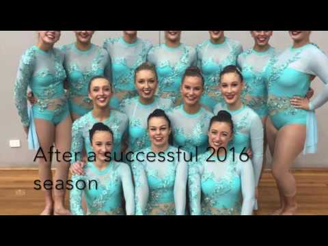 Mathis Dance Studios 2017 Worlds Team- Diamonds Promo