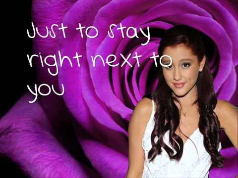 Ariana Grande- Die In Your Arms Cover [Lyric Video + Download Link]