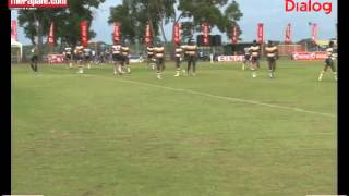 St Peters Vs Dharmaraja College - Part 1