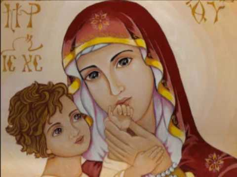 O Virgin Pure-Orthodox Byantine Chant