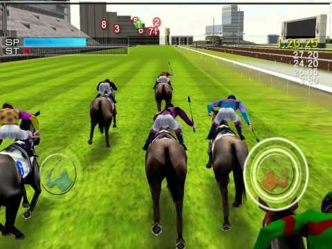 iHorse Racing - неудачная пародия на лошадиные скачки