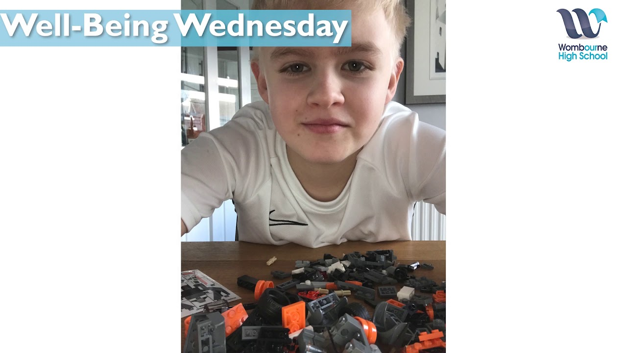 Well-Being Wednesday