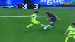 Lionel Messi vs Getafe Best Goal Ever (English)