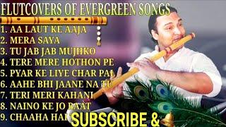 70s, 80 and 90s Evergreen songs on flute #thegoldennotes, #old songs on flute #divineflute #drvijayb