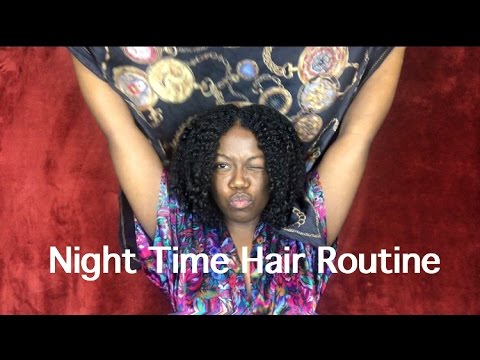 My Night Time Routine - YouTube