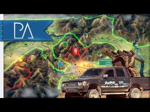 INSURGENTS EVERYWHERE! Military/Political Simulation - Rebel Inc. Escalation