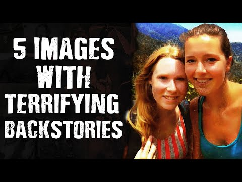 5 Images with TERRIFYING Backstories - Scary Images