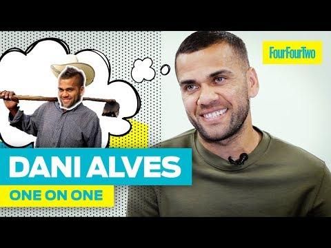 Dani Alves interview  