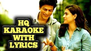 Tukur Tukur Dekh Taka Tak Karaoke with Scrolling Lyrics | Arijit Singh | Dilwale (2015)