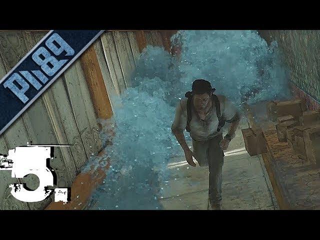 SÜLLYEDÜNK! | Uncharted 3: Drake's Deception Remastered #5