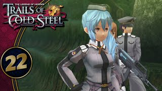 Trails Of Cold Steel | Tiny Little Hats | Part 22 (PS4, Let's Play, Replay)