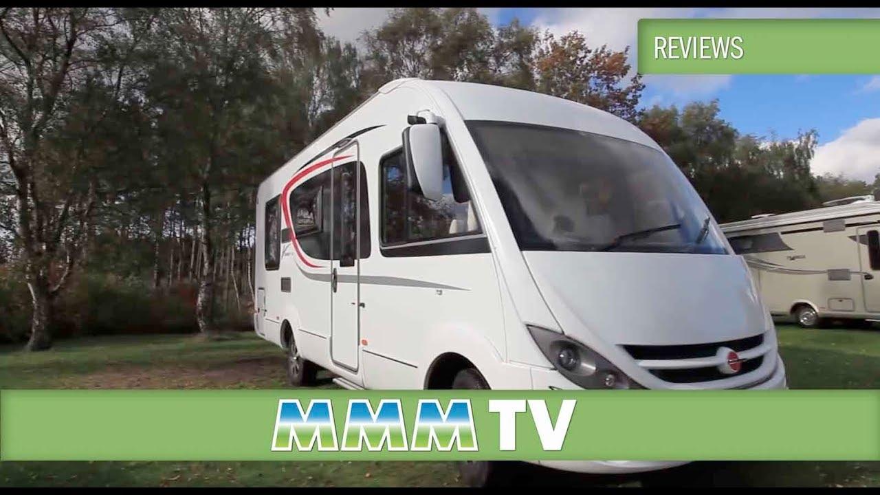 MMM TV Motorhome Review Burstner Viseo I 700