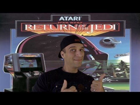 Atari Return of the Jedi Arcade (1984) Review