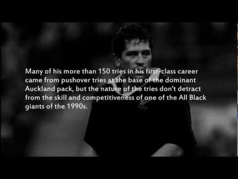 All Blacks Hall Of Fame: Zinzan Brooke
