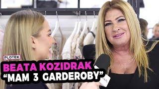 Czy Beata Kozidrak kocha ubrania?