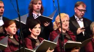 Ira Spaulding with Belarusian Chamber Choir -- Lord, I Want To Be A Christian.mp4
